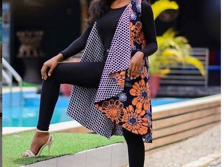 Forget Satin And Chiffon Tops See Photos Of Sophisticated Ankara Tops To Rock Your New Year With
