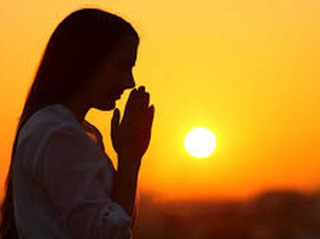 Say This Prayer To Your Heavenly Father: Every Satanic Curse In My Life, Die By Fire