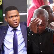 You will not go 'scot-free'- Disappointed Sammy Gyamfi 'angrily' speaks after this happened