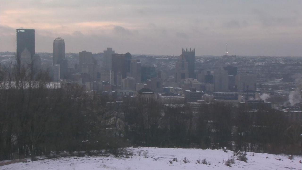 Partly cloudy and cold temperatures for Tuesday