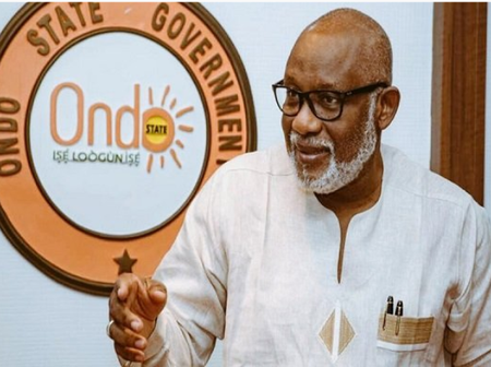 Secession must be by consensus, says by Akeredolu