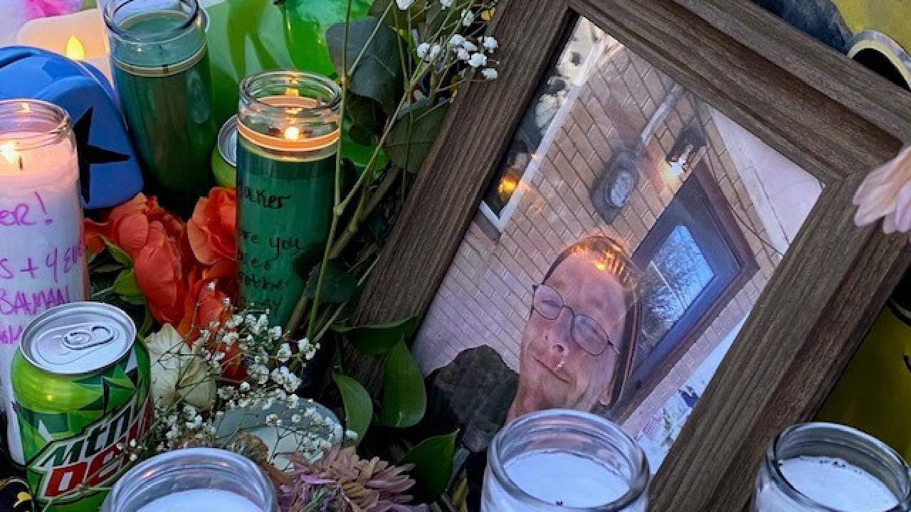 Family and friends gather to honor Westminster hit & run victim with candle light vigil