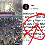 6 Months After ENDSARS Protest, Canada Dismissed SARS Operative Refugee Request For Purported Crimes Against Humanity