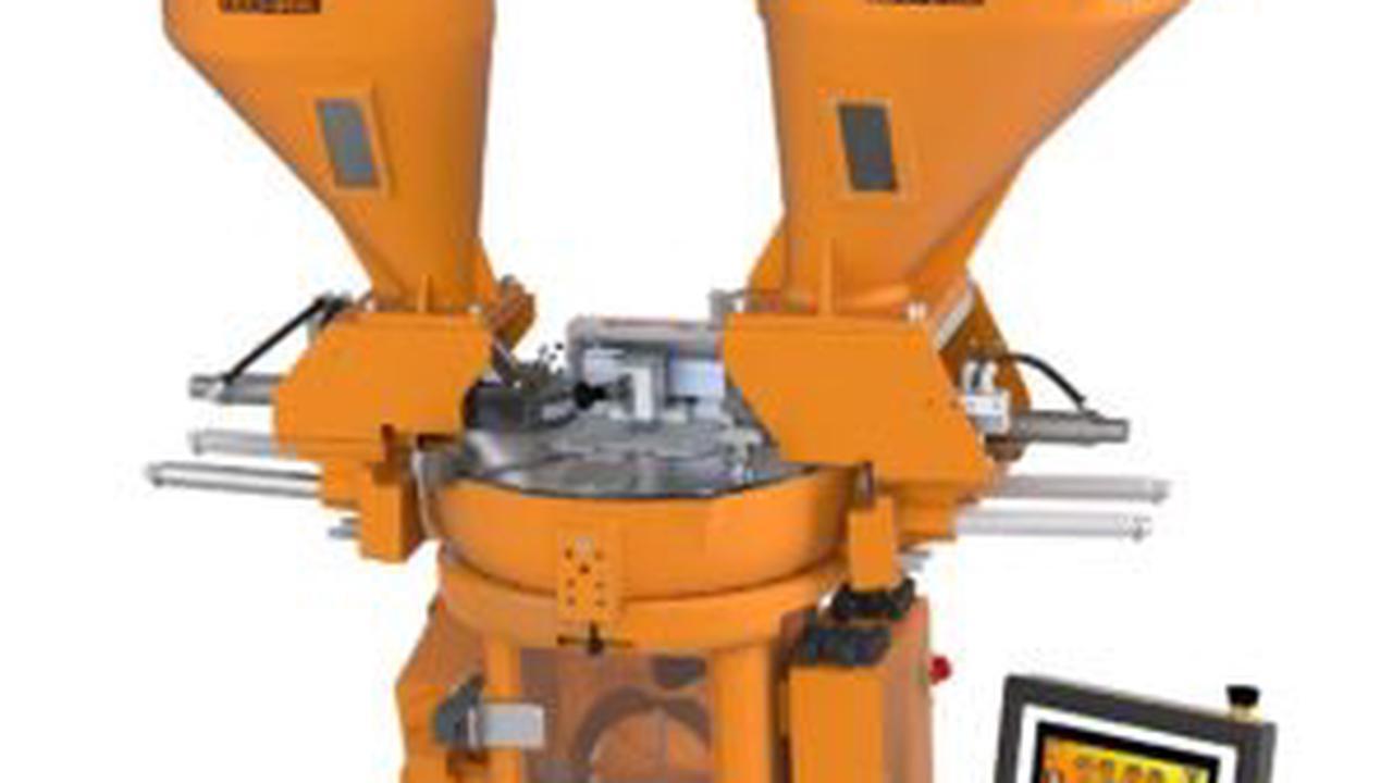 Koch: Neues Steuergerät für gravimetrische Dosier- und Mischeinheiten