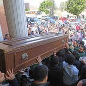 «فيديو مرعب» شاهد لحظة وفاة لاعب كرة مغربي أثناء اللعب.. والجماهير:«ربنا يصبر أهلك»
