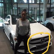 This girl lied about her dad buying her dream car but the zoom gang exposed her after seeing this