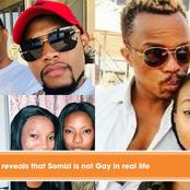 Could this be the end of Somizi and his Mohale ?