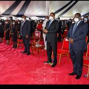 Leaders Passionate Eulogizing Speeches to the Late Juja MP Francis Waititu