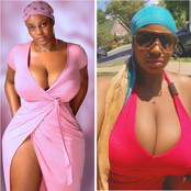 See Beautiful Pictures Of Hausa Born Nollywood Actress And Video Vixen Mimi Ubini