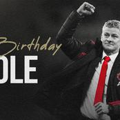 Happy Moment For Manchester United Fans As Ole Gunner Celebrates His 48 Years Birthday.