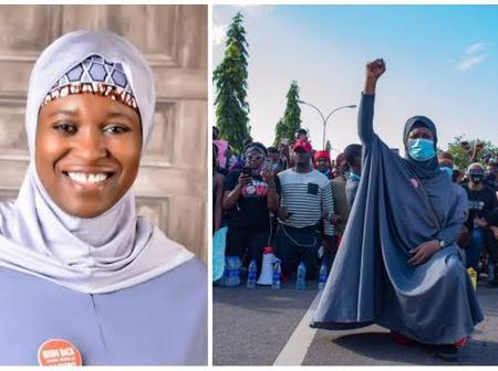 Aisha Yesufu's Words About The Eastern Part Of Nigeria Should Have Impacts On Some Nigerians