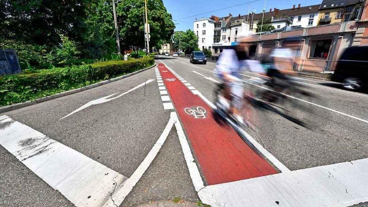 Der Greiffeneggring soll fahrradfreundlich und wegweisend werden