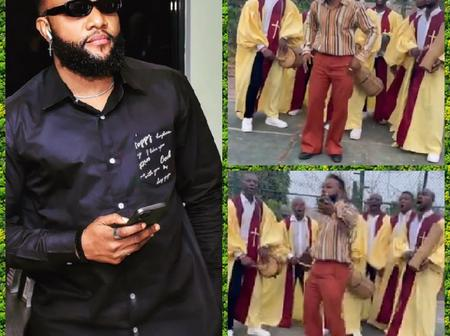 Nigerian Singer, Kcee Is Set To Release His New Album