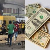 Today's Headline: Nigerian banks to pay N5 ' fo every $1 received, Mob destroys Abuja Police Station