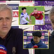 [VIDEO] Jose Mourinho's Woeful Hit Back At Ole Gunnar Solskjaer's Comments On Hueng Min Son Tactics