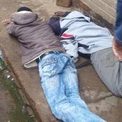 Foreign national drug dealers get arrested in Joburg