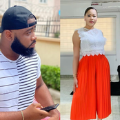 Photos: Meet Precious Chikwendu's handsome brother who is also a Nollywood actor.