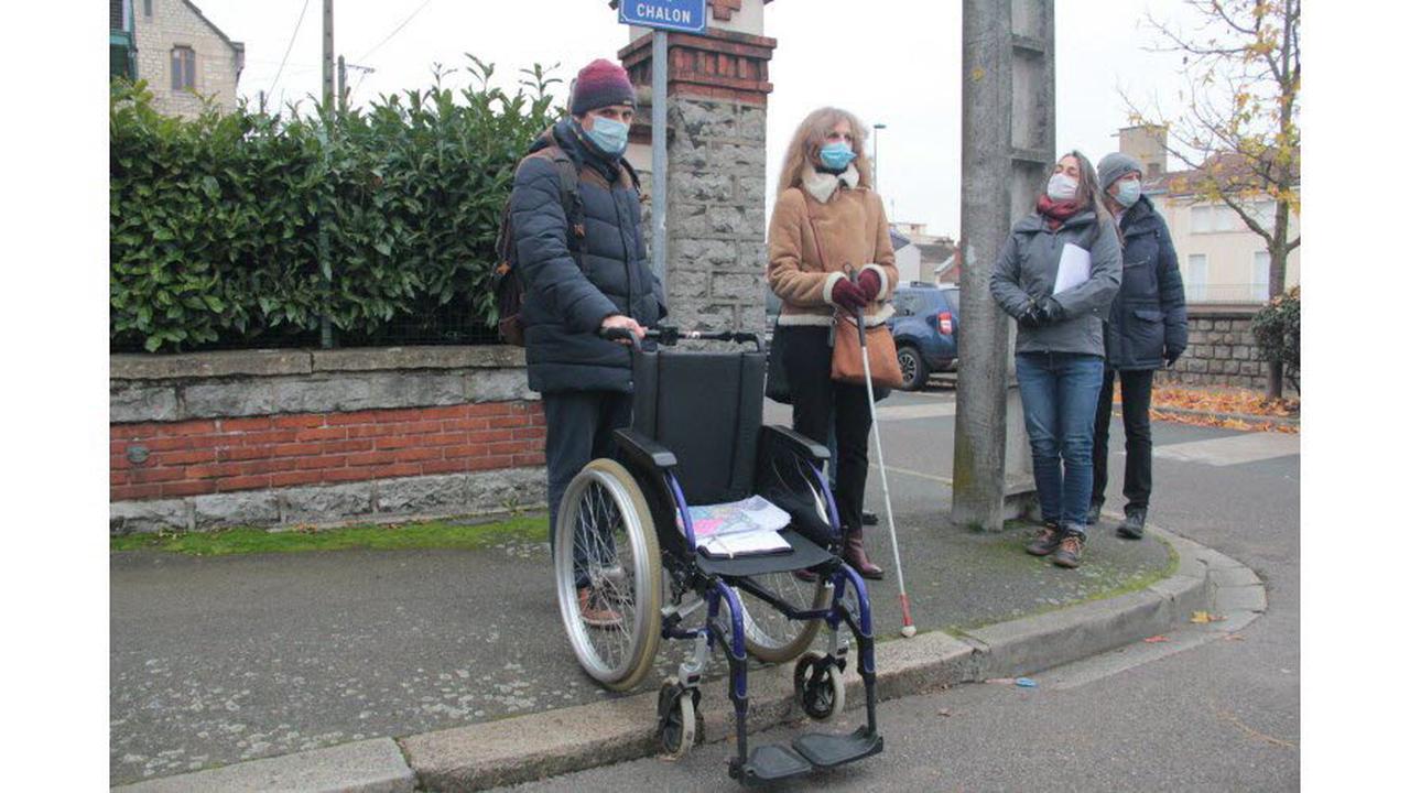 Nantes. Vol insoutenable : non voyante et en fauteuil, elle est agressée pour son téléphone