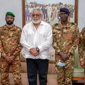 Politique : La junte militaire malienne à l'école de Jerry Rawlings