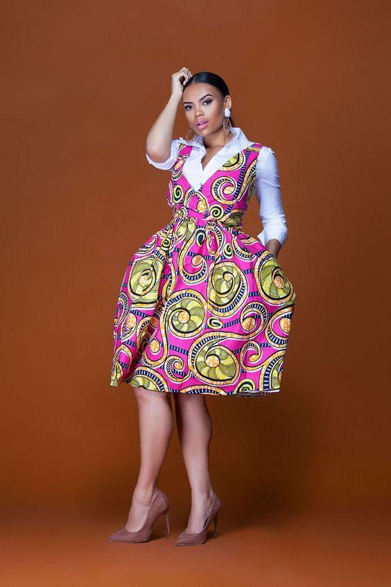Boss Chic Ankara Styles