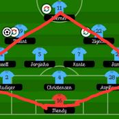 The Diamond Shape Formation That Has Made Chelsea Unstoppable Under Tuchel