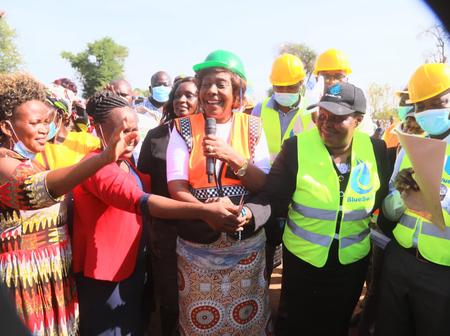 Governor Ngilu on a New Mining Initiative In Kitui County