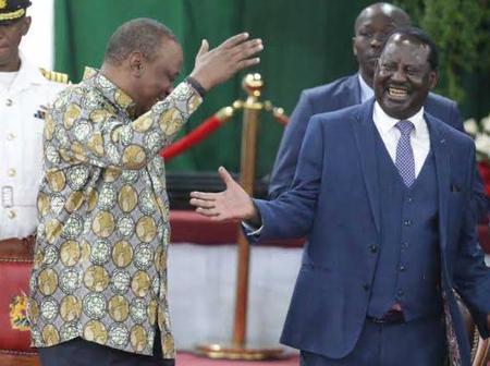 Five High Court Judges Deal President Uhuru Kenyatta and Raila Odinga a Huge Blow After This Ruling