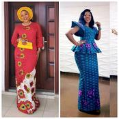Stunning Ankara styles for Easter occasions (photos).