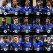 Among These Chelsea Academy Players, Name Your Favorite 3