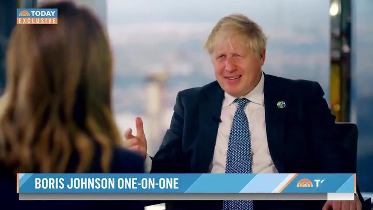 Boris Johnson attempts to clear up mystery over number of children
