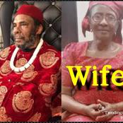 Pete Edochie Is 74 Years Old Today, See Photos Of His Wife, 6 Children And Grandchildren (PHOTOS)