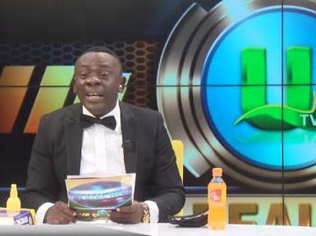 How I was Encouraged by Fadda Dickson to Host the Real News - Akrobeto.