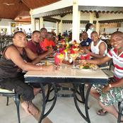 Look At How Muthee Kiengei And Other Clergy Men Had Fun At A Luxurious Retreat