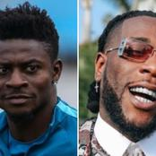 Here Is What Happened Exactly Between Obafemi Martins And Burnaboy.