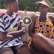 A Video Clip of Akothee Advising Her Daughter to Go for Money and Not Love Sparks Mixed Reactions