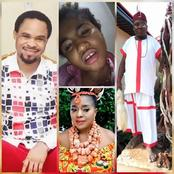 Popular Native Doctor Pens Down Emotional Words To Prophet Odumeje And Other People Ada Offended