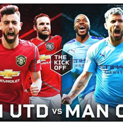 Man United Vs Man City; 3 Keys Areas Where The Match Can Be Won or Lost.