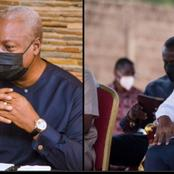 Mahama trends on Twitter as Ghanaians share mixed reactions on Ghana's partnership with Twitter.