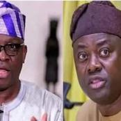 Opinion: As Makinde-Fayose Feud Worsens, PDP May Lose Its Relevance And Members In The Southwest
