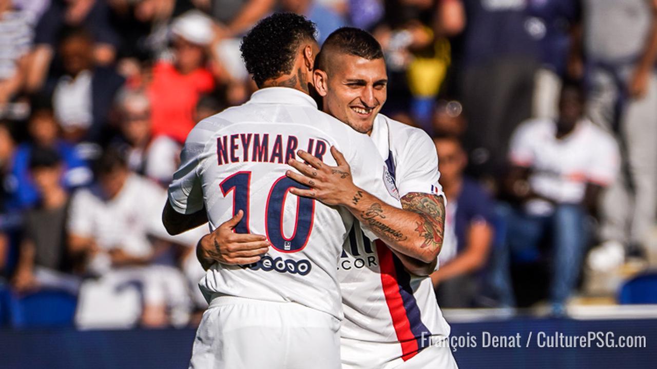 La LFP confirme les suspensions de Neymar et Verratti pour PSG/Nîmes