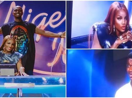 Seyi Shay humiliated contestant at Nigerian Idol