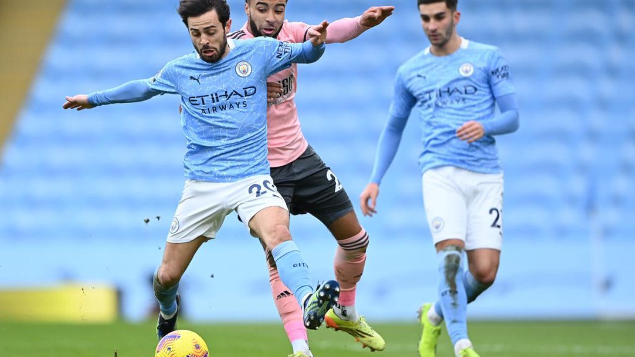 4 3 3 Manchester City Predicted Lineup Vs Tottenham Hotspur Opera News