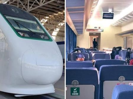 Commercial activities begin on the Lagos-Ibadan railway line