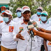 Législative 2021 : les images d'Amadou Soumahoro qui montrent sa détermination à triompher