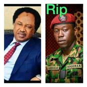 Shehu Sani Blows Hot, Read What He Said After Bandits Killed Abubakar & Seven Other Officers.