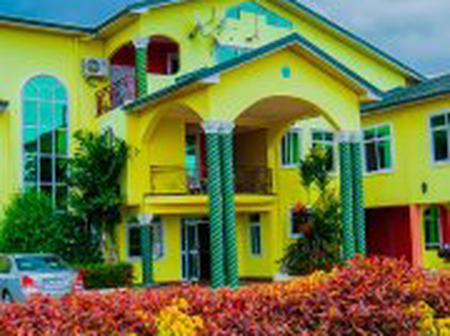 Check out the beautiful Journalism School that is training many Celebrities in Ghana.