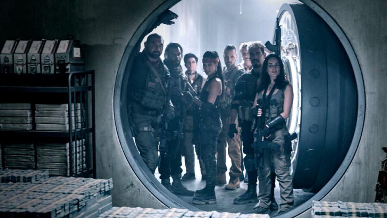 Army Of The Dead Streaming: Comment regarder le film de Dave Bautista
