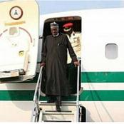 President Mohammadu Buhari Is Expected To Return To Nigeria Anytime From Now