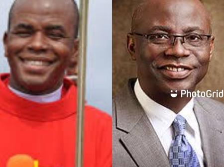 Opinion: Rev. Fr. Mbaka And Tunde Bakare Are Not Ones To Be Dragged, Those Doing That Should Stop.