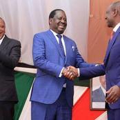 Chaos rocks Uhuru's Succession Plan
